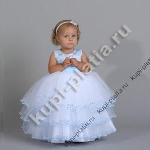 Платья детские праздничные на годик