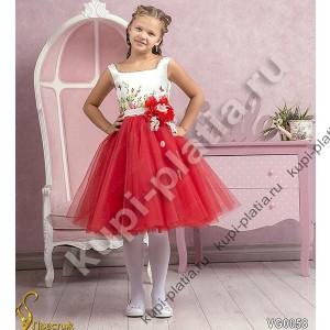 Платье для девочки Летний луг