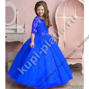 9ae153572cc42 Детские нарядные платья для девочек на 4 - 6 лет