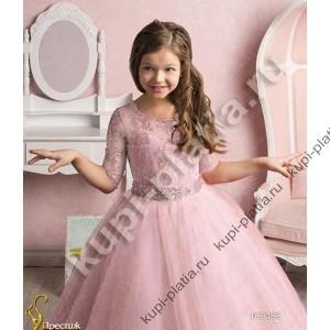 Платье пудра для девочки
