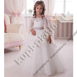 Платье для девочки девочка Леди мал