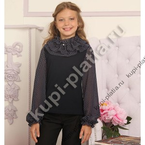0e12a7a09fc Детские нарядные школьная форма - блузки