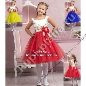 7e8b7fad7d7 Детские нарядные платья для девочек на 7 - 11 лет