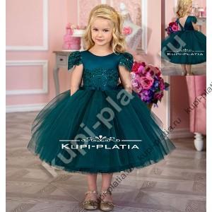 70c1e3d04e2d Детские нарядные платья для девочек на 4 - 6 лет