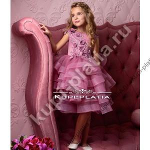 bce76626248 Детские нарядные платья для девочек на 4 - 6 лет