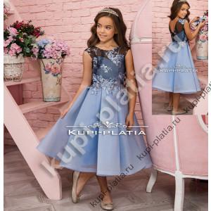 f0a5cba7746 Платье для девочки на выпускной Белоснежка